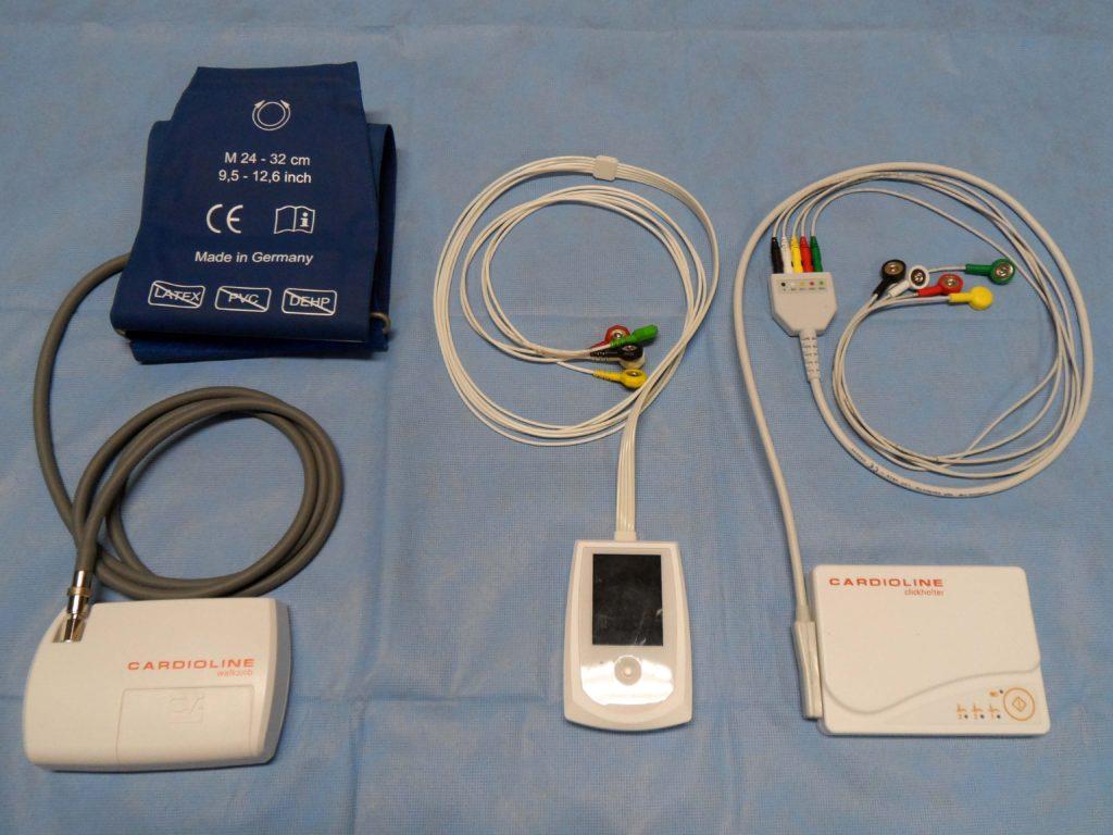 Centro Medico Le torri Gallarate - elettrocardiogramma - holter