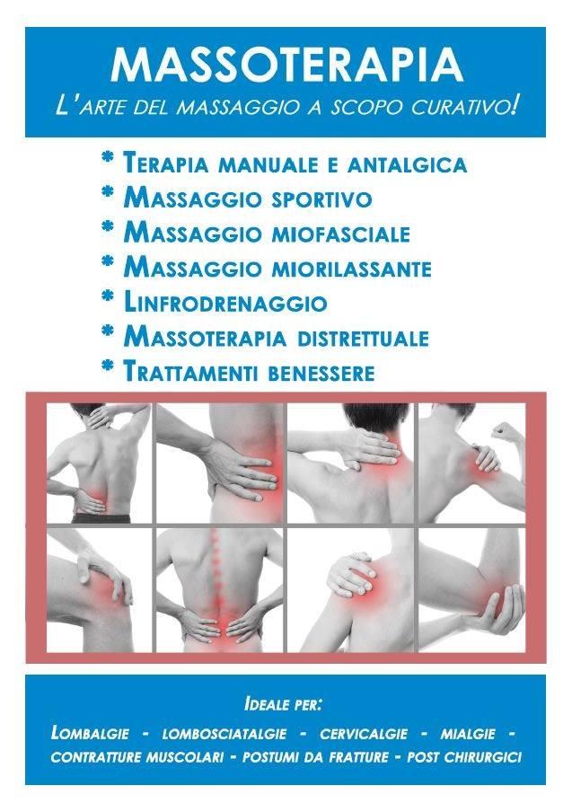 Centro Medico Le torri Gallarate - MAssoterapia